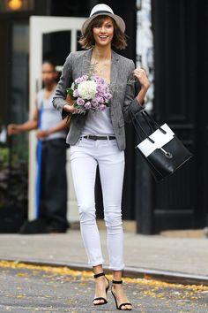 Karlie Kloss- always stunning