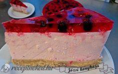 Érdekel a receptje? Kattints a képre! Tart, Cheesecake, Food And Drink, Pudding, Cookies, Recipes, Oreos, Crack Crackers, Pie