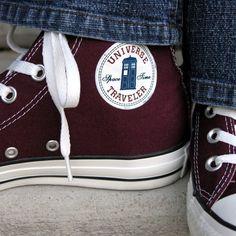 Обувь таймлордов