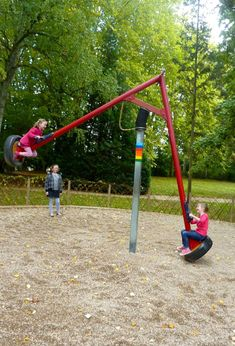 The Best Playground Equipment Ever!