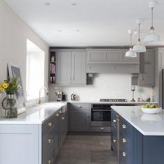 Home - Shiels & Co. Kitchen Colour Schemes, Color Schemes, Apartment Renovation, Home Interior Design, Kitchen Cabinets, Georgian, Home Decor, Houses, R Color Palette