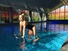GS #Training #FIT  #body #aquabike #pool #glorystylev