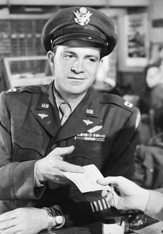 Dana Andrews in The Best Years of Our Lives (1946)