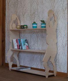 Basketball bookcase Toy shelf Modern bookcase Toddler | Etsy Contemporary Bookcase, Modern Bookcase, Modern Shelving, Toy Shelves, Wooden Shelves, Used Cabinets, Floor Shelf, Bookshelves Kids, Plush Animals