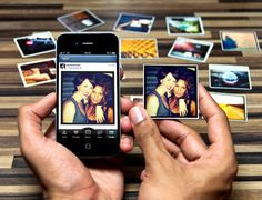 Make magnets from your Instagrams!