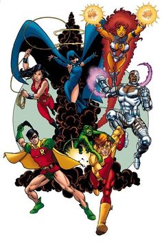 Teen Titans: The New Teen Titans