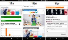 Click Iren, l'app ufficiale del gruppo Iren arriva su Windows Phone http://www.sapereweb.it/click-iren-lapp-ufficiale-del-gruppo-iren-arriva-su-windows-phone/        Click Iren Click Iren è l'applicazione ufficiale dedicata a tutti coloro che hanno sottoscritto un contratto di fornitura Gas, Luce, Acqua, Teleriscaldamento, o usufruiscono del servizio Rifiuti con una delle società del gruppo Iren operantisul territorio italiano  Di seguito la desc...