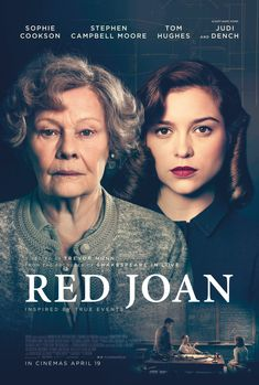 Directed by Trevor Nunn. With Judi Dench, Sophie Cookson, Stephen Campbell Moore, Tom Hughes. The story of Joan Stanley (Dame Judi Dench), who was exposed as the K.'s longest-serving British spy. Sophie Cookson, Shakespeare In Love, Judi Dench, Jane Eyre, Netflix Movies, Movies Online, Movies 2019, Movies To Watch, Good Movies