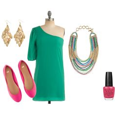 color - and jewels by stella & dot of course!!  www.stelladot.com/allisoncarbonneau