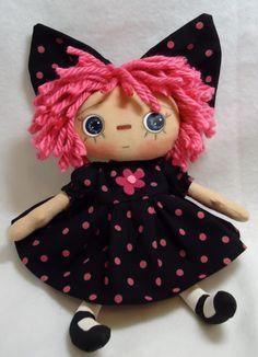 Muñeca Raggedy de Annie de paño - Mindy