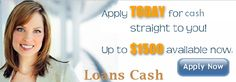 With the help of payday loans you can easily bridge the cash gap between your paydays. At Loans Cash you can avoid pledging of collateral, faxing of documents and credit checking procedure when applying for payday loans. Apply now and be beneficial.