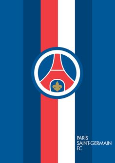 Football Minimal Logos - French Ligue 1 Clubs on Behance