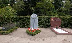 Grafmonument Zonnebloem Marianne van den Heuvel