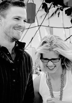 Arrow - Oliver & Felicity #Season4 #Olicity <3