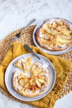 Galette met appel en peer - In 15 min. in de oven! - Lekker en Simpel