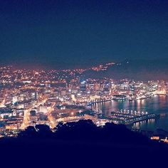 @robadubdub1 Wow this view from Mt Vic is amazing! Definitely winter coming soon  #Wellingtonlive #Wellingtonnz #sharemewlg Are you a local business needing social media help? DM us!
