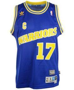 5a862f4a6 adidas Chris Mullin Golden State Warriors Swingman Jersey - Blue L