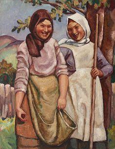 Galerii de arta: Camil Ressu,pictor român nascut in 28 ianuarie Eastern Europe, Places To Visit, Fine Art, Milla, Google, Hands, Paintings, Artists, Romans
