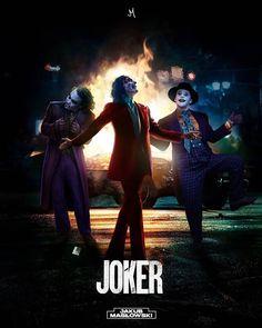 Best illustrations of the Joker Joaquin Phoenix - Area Rebe Joker Batman, Comic Del Joker, Batman Joker Wallpaper, Joker Y Harley Quinn, Joker Wallpapers, Marvel Dc Comics, Gotham Batman, Joker Images, Joker Pics