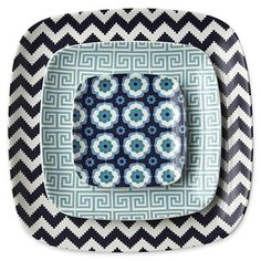 Happy Chic by Jonathan Adler Set of 3 Ceramic Nesting Trays - jcpenney Love these desgins!