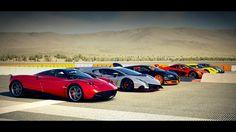 World's Greatest Drag Race! Veyron, AGERA, McLaren P1, Huayra, Veneno, V...