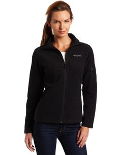 Columbia Women's Fast Trek II Full-Zip Fleece Jacket >>> You can find more details by visiting the image link.