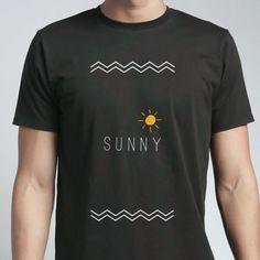 sunny tshirt for men