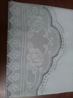 BT Yarn Crafts, Diy And Crafts, Filet Crochet, Doilies, Free Pattern, Crochet Patterns, Embroidery, Knitting, Lace
