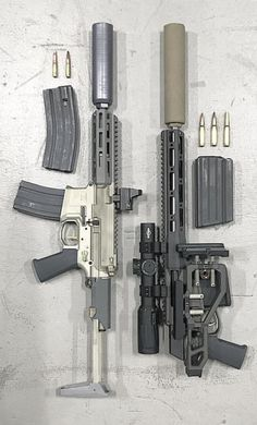 The Definitive Ultimate AR-15 Rifles WIKI Resource & Guide