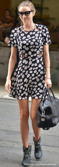 Street Style | Miranda Kerr