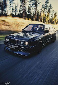 E30 / M3 | BMW | M3 | BMW M series | BMW | M3 | Bimmer | BMW USA | Dream Car | car photography | Schomp BMW