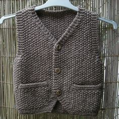 468 - Gilet sans manches pattern by Bergère de France