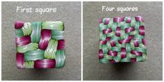 Basket Weave Cane