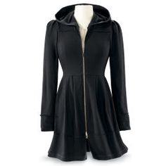 Black Orchid Jacket Dress
