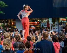 Hip Strip Block Party 2013.  Photo by Jonathan Qualben