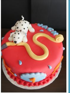 firehouse cake