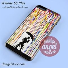 Dancing In The Rain Phone case for iPhone 6S Plus and another iPhone devices