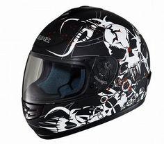 Cool Motorbike Helmets | Cool Cars and Bikes