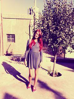 Topshop dress <3