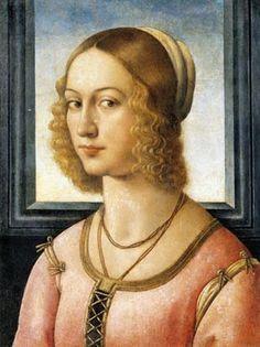 Festive Attyre: Florentine Dress: 1475-1500