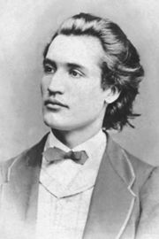 Mihai Eminescu is the national poet of Romania and Moldova.