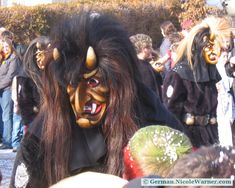 """Karneval / Fasching / Fastnacht - learn about the """"5th season,"""" its traditions and customs and the floats in the Rosenmontag parades."""
