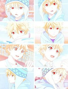 Yukine from Noragami