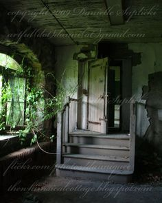 I love the mystery of an interesting doorway. Gorgeous photograph!