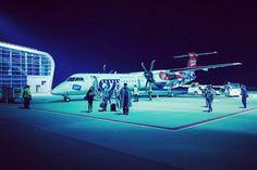 Loty Lwów-Szymany-Lwów Do zobaczenia na lotnisku✈ #latamzmazur#airport#mazuryairport#loty#lwów#LOT#mazury