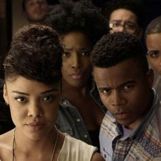 "Dear White People: Film Tackles Racial Stereotypes on Campus & Being a ""Black Face in a White Space"" - As colleges across the country, from Harvard to University of Mississippi, continue to witness racism on campus, we look at a new film that tackles the issue through comedy and satire. ""Dear White People"" follows a group of black students at a fictional, predominantly white, Ivy League school."