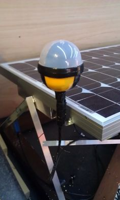 Arduino Controlled Sun Tracking Solar Panel