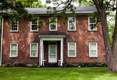 The Burell Homestead (2792 E River Rd, Sheffield OH). Built around 1820, the house served as a branch for the Oberlin Collegiate Institute and later was a  station on the Underground Railroad as reported by Edward Burrell. Home now operated by Lorain County Metro Parks.