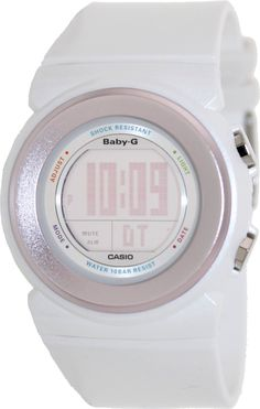 Baby-G Chrono Digital Grey Dial Women's watch #BGD100-7C