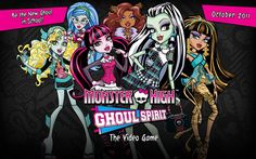 new mh wallpapers monster high